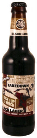 Game On Takedown Black Lager - Schwarzbier