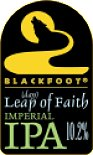 Blackfoot River Leap of Faith Imperial IPA