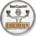 Flying Couch/BeerHere BeerCouch #1 Equilibrium - Porter