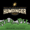 Magic Hat Humdinger Series - Over the Pils - Strong Pale Lager/Imperial Pils