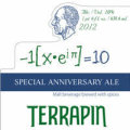 Terrapin Anniversary Ale 2012 - Belgian Strong Ale