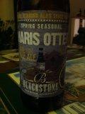 Blackstone Maris Otter Pale Ale