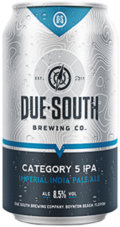 Due South Category 5 IPA - Imperial/Double IPA