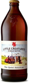 Little Creatures Single Batch The Quiet American