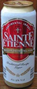 Sainte Etienne Belgian Premium Lager - Premium Lager