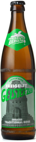 Freigeist / Bayerischer Bahnhof Geisterzug Gose