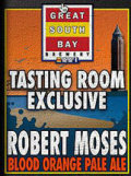Great South Bay Tasting Room Exclusive #06: Robert Moses Blood Orange Pale Ale