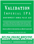 Below Grade Validation Imperial IPA - Imperial/Double IPA