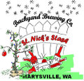 Back Yard St. Nick�s Stash