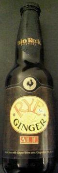 Big Rock Rye & Ginger Ale