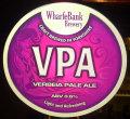 WharfeBank VPA Verbeia Pale Ale