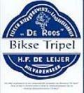 De Roos Bikse Tripel