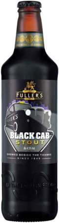 Fuller�s Black Cab Stout (Bottle)