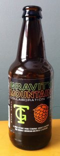 Terminal Gravity Gravity Mountain Collaboration IPA - India Pale Ale (IPA)