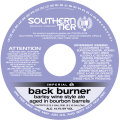 Southern Tier Bourbon Barrel Back Burner - Barley Wine