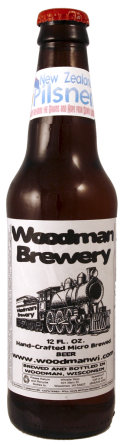 Woodman New Zealand Pilsner