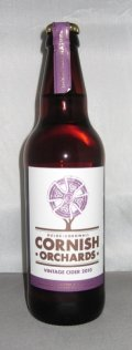 Cornish Orchards Vintage Cider (Bottle) - Cider