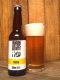 London Fields Unfiltered Lager