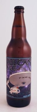 Cannery Vulcan Ale - Amber Ale