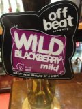 Offbeat Wild Blackberry Mild - Mild Ale