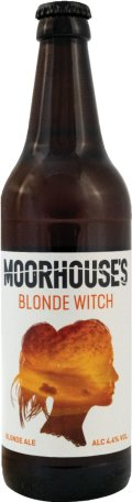 Moorhouses Blond Witch (Bottle)