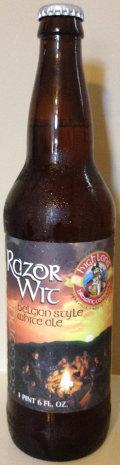 Highland Razor Wit - Witbier