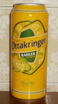 Ottakringer Radler Citrus - Fruit Beer