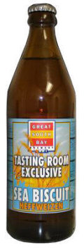 Great South Bay Tasting Room Exclusive #09: Sea Biscuit Hefeweizen - German Hefeweizen