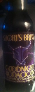 Short�s Goodnight Bodacious - Black IPA