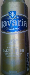 Bavaria Premium Lager Beer 4.3% - Pale Lager