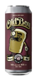 Parallel 49 Old Boy Classic Ale