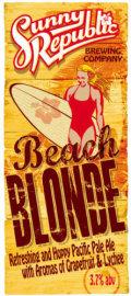 Sunny Republic Beach Blonde (3.7%)