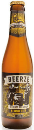 Beerze Blond Bier (Bottle)