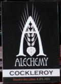 Alechemy Cockleroy Black IPA