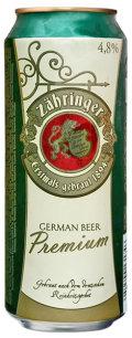 Z�hringer German Beer Premium