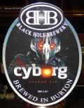 Black Hole Cyborg