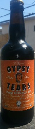 Stillwater / Mikkeller / Fan� Gypsy Tears - Stout