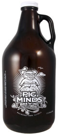 Pig Minds Randy�s Basement Experimental 1 - Bourbon Vanilla Stout - Stout