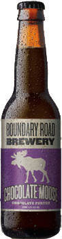 Boundary Road Brewery Chocolate Moose