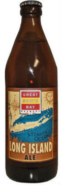 Great South Bay Tasting Room Exclusive #10: Long Island Ale - Amber Ale
