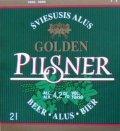 Ragutis Golden Pilsner