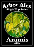 Arbor Single Hop Aramis - Golden Ale/Blond Ale