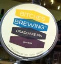 Gadds / Bitches Brewing Graduate IPA