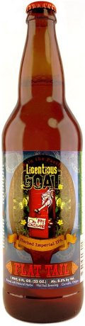Flat Tail Licentious Goat Herbed Double IPA