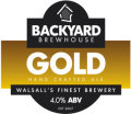 Backyard Gold - Golden Ale/Blond Ale