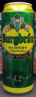 Saverne Burgbr�u Blonde - Pale Lager