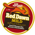Red Squirrel Red Dawn