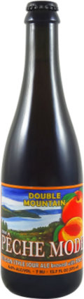 Double Mountain P�che Mode - Fruit Beer