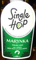 Marstons Single Hop Marynka (Cask)