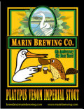 Marin Platypus Venom Imperial Stout - Imperial Stout